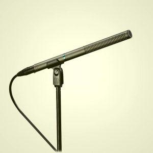 Micrófono Shotgun Audio Technica AT897